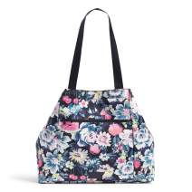 Vera Bradley Recycled Lighten Up Reactive Large Family Tote Bag