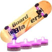 Board Blazers LED Skateboard Lights Underglow - Ideal Skateboard Gift & Skateboard Accessory. Perfect LED Longboard Light or Scooter Light