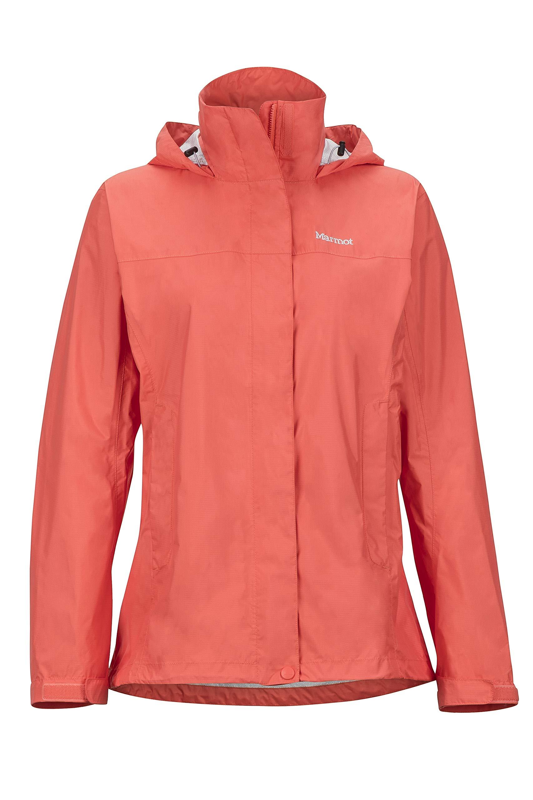 Marmot womens Precip Lightweight Waterproof Rain Jacket