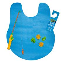 Perfect Life Ideas Lets Go Fishing Magnetic Game – Potty Putter Toy with Mini Fishing Pole and 4 Magnetic Plastic Fishes and Gone Fishing Sign as Toilet Bathroom Games for Toddlers, Kids and Adults