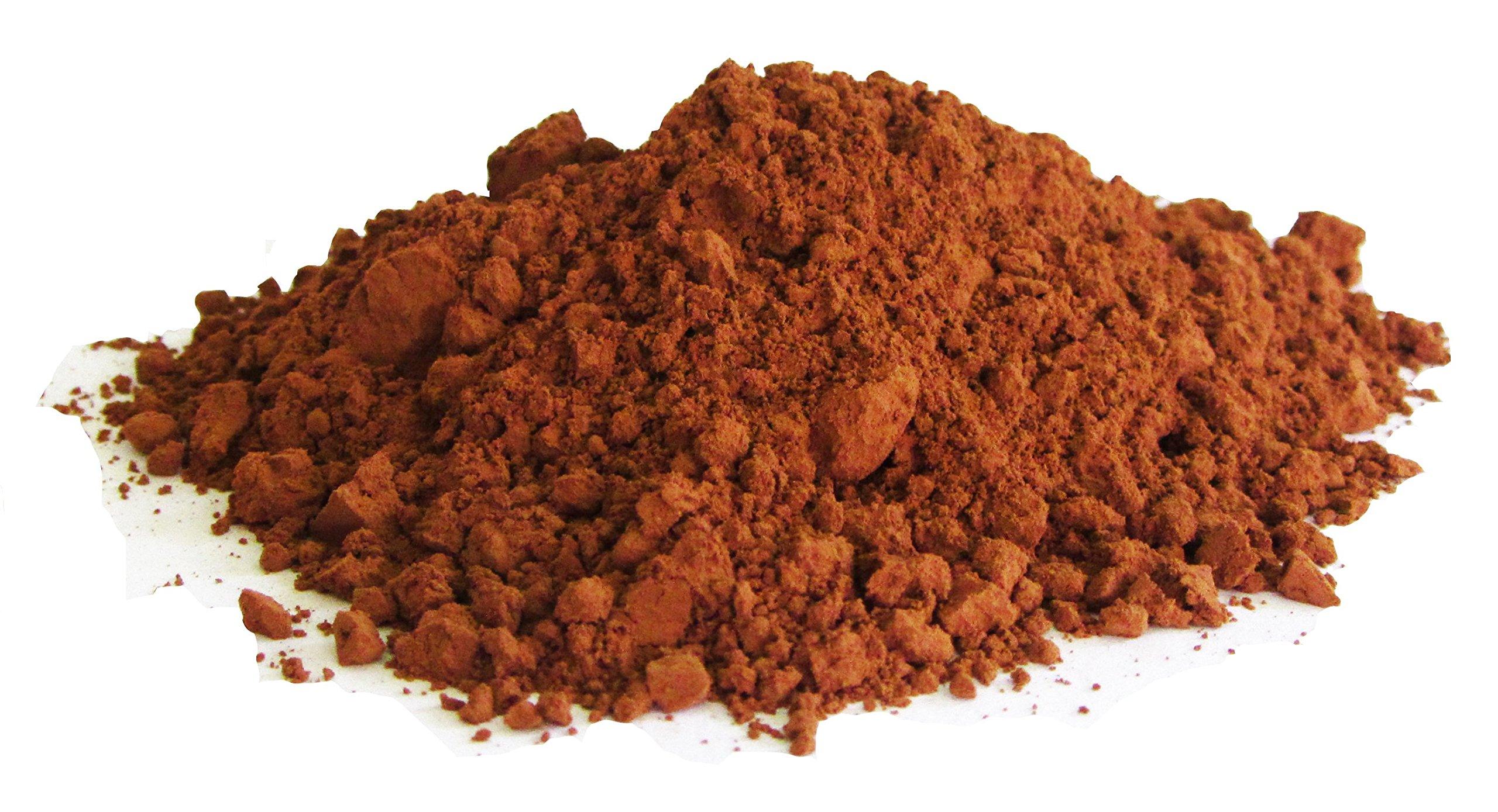Natierra TerrAmazon Organic Cacao Powder   Gluten Free & Vegan   25 Pound
