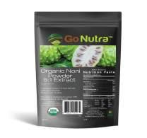 Noni Fruit Powder Organic 5:1 Extract Pure 1lb. (16 oz) Free Shipping