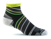 Sockwell Men's Pacer Quarter with Firm Run Support