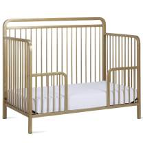 Baby Relax Juniper Metal Toddler Guardrail, Champagne Gold