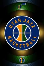 "Trends International NBA Utah Jazz - Logo, 22.375"" x 34"", Premium Unframed"