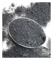 Ultimate Baker Black Luster Dust - Kosher Certified Natural Black Dusting Powder (5grams Black Pearl Dust)