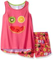 The Children's Place Girls' Tank Top and Short Pajama Set