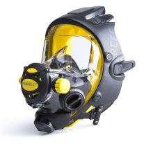 OCEAN REEF Unisex Space Extender Integrated Full Face Diving Mask
