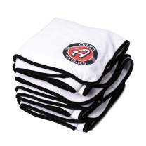 Adam's Ultra Plush Drying Towel (Pack of 4) - Microfiber Cleaning Cloth for Car Detailing, Drying, Car Wash   Soft Rag Towel Won't Scratch Paint   Wax Auto Kit Glass Cleaner Supplies