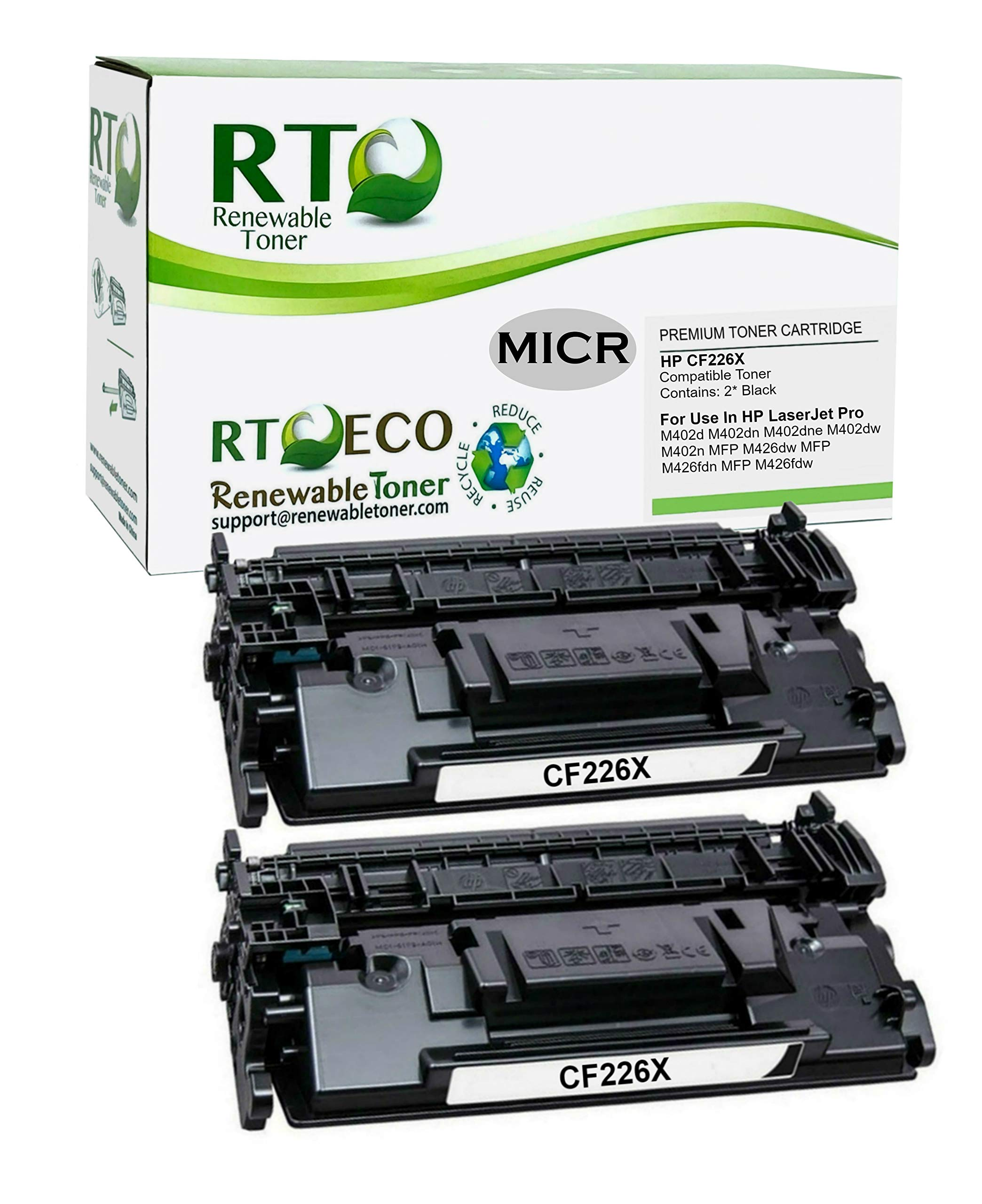 LD Compatible Toner Cartridge Replacement for HP 55X CE255X High Yield Black, 4-Pack