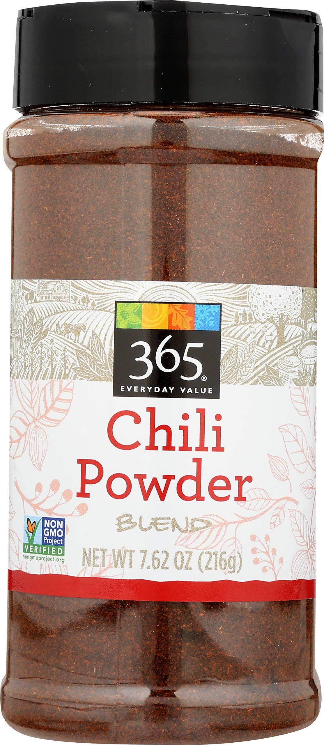 365 Everyday Value, Chili Powder Blend, 7.62 oz