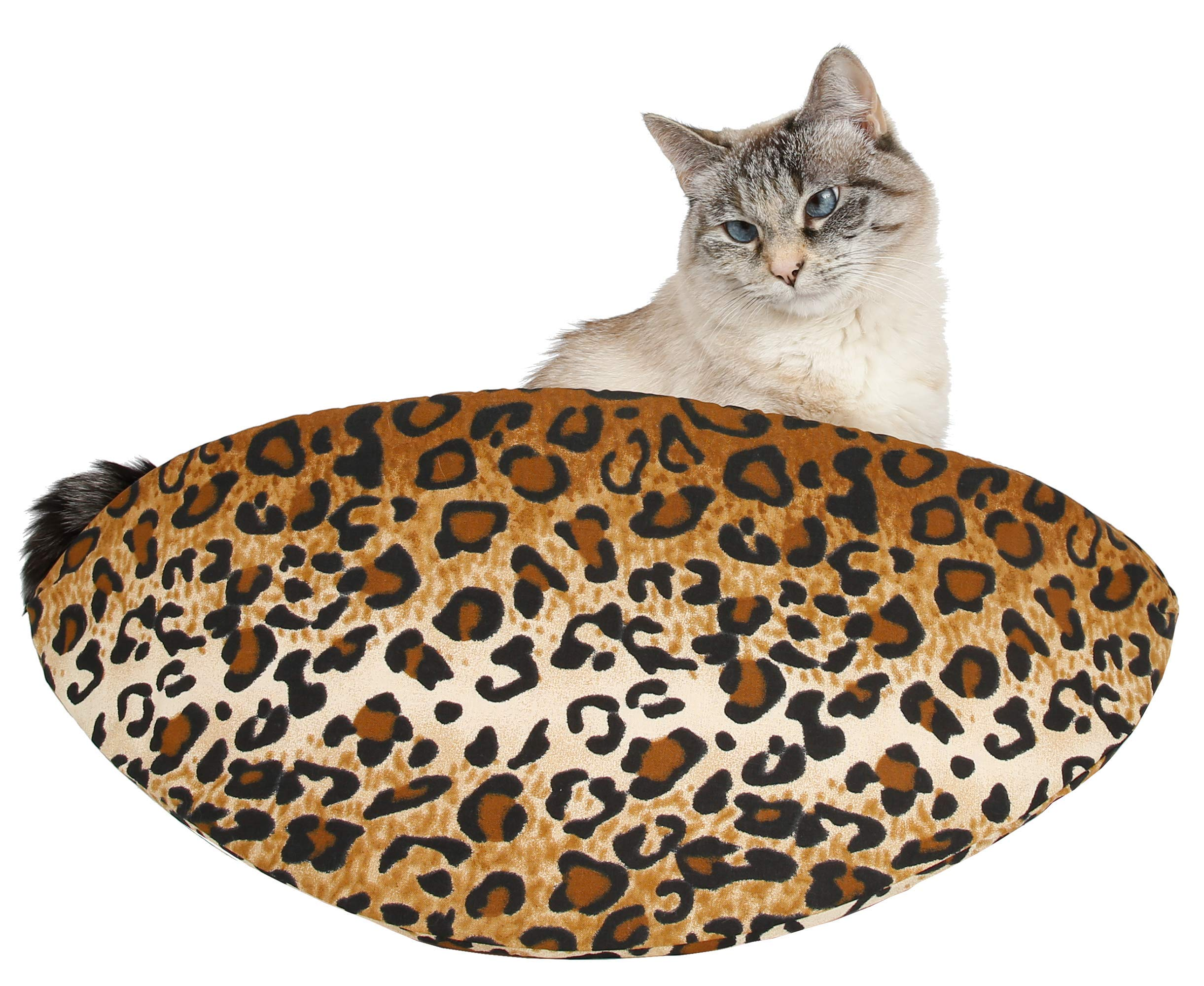 Jumbo Cat Canoe - Modern Bed for Big Cats