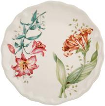 Lenox Butterfly Meadow Melamine Salad Plate, 0.44 LB, Multi
