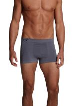 Boody Body EcoWear Men's Boxer Brief - Bamboo Viscose - Athletic Cooling Underwear for Guys