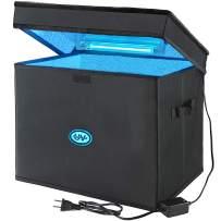 UV Sanitizer Box UV-C light with Ozone Sterilizer 36L Large Capacity Timer 5/15/30 Minutes CTUV-T3