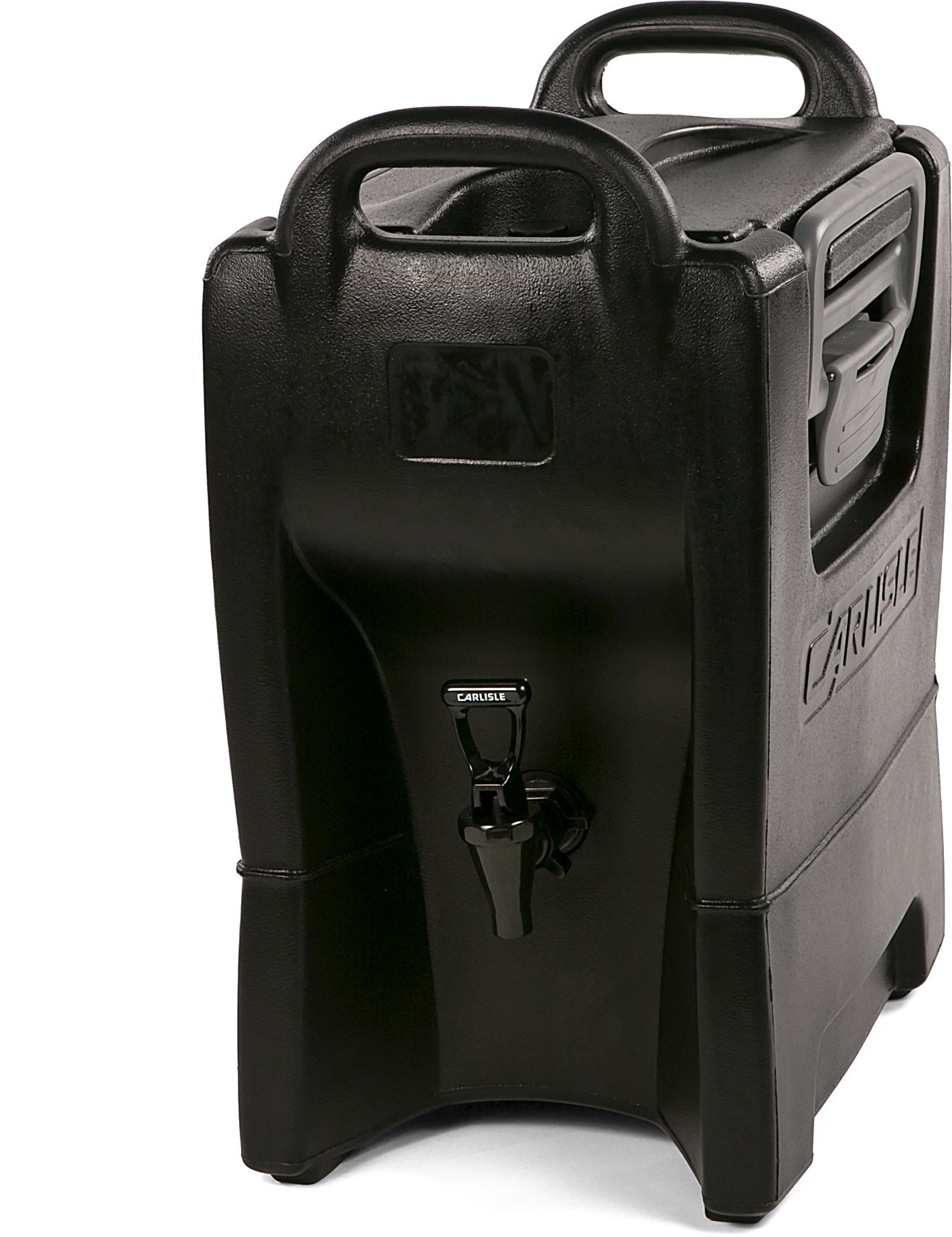 Carlisle IT25003 Cateraide IT Insulated Beverage Server / Dispenser, 2.5 Gallon, Onyx