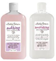 Bobbi Panter Natural Soothing Dog Shampoo and Nourishing Conditioner