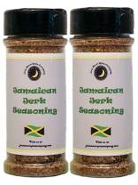 Jamaican Jerk Seasoning | Variety or Gift Pack (2) | Calorie Free | Fat Free | Saturated Fat Free | Cholesterol Free | Low Sugar