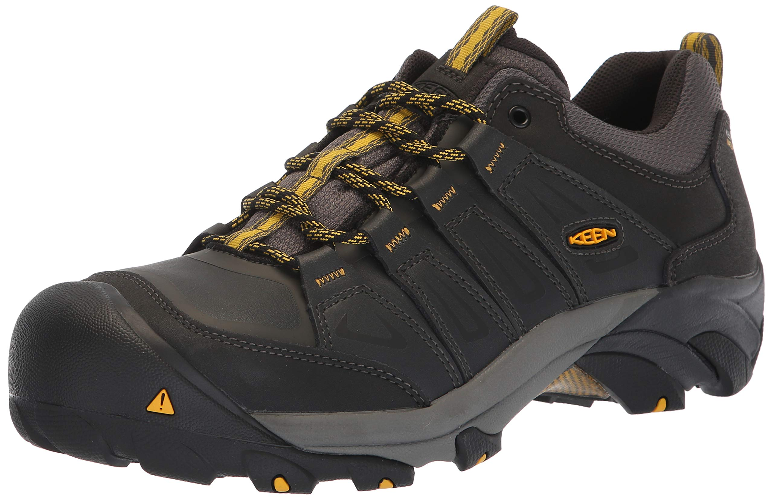KEEN Utility Men's Boulder Low Steel Toe Work Shoe