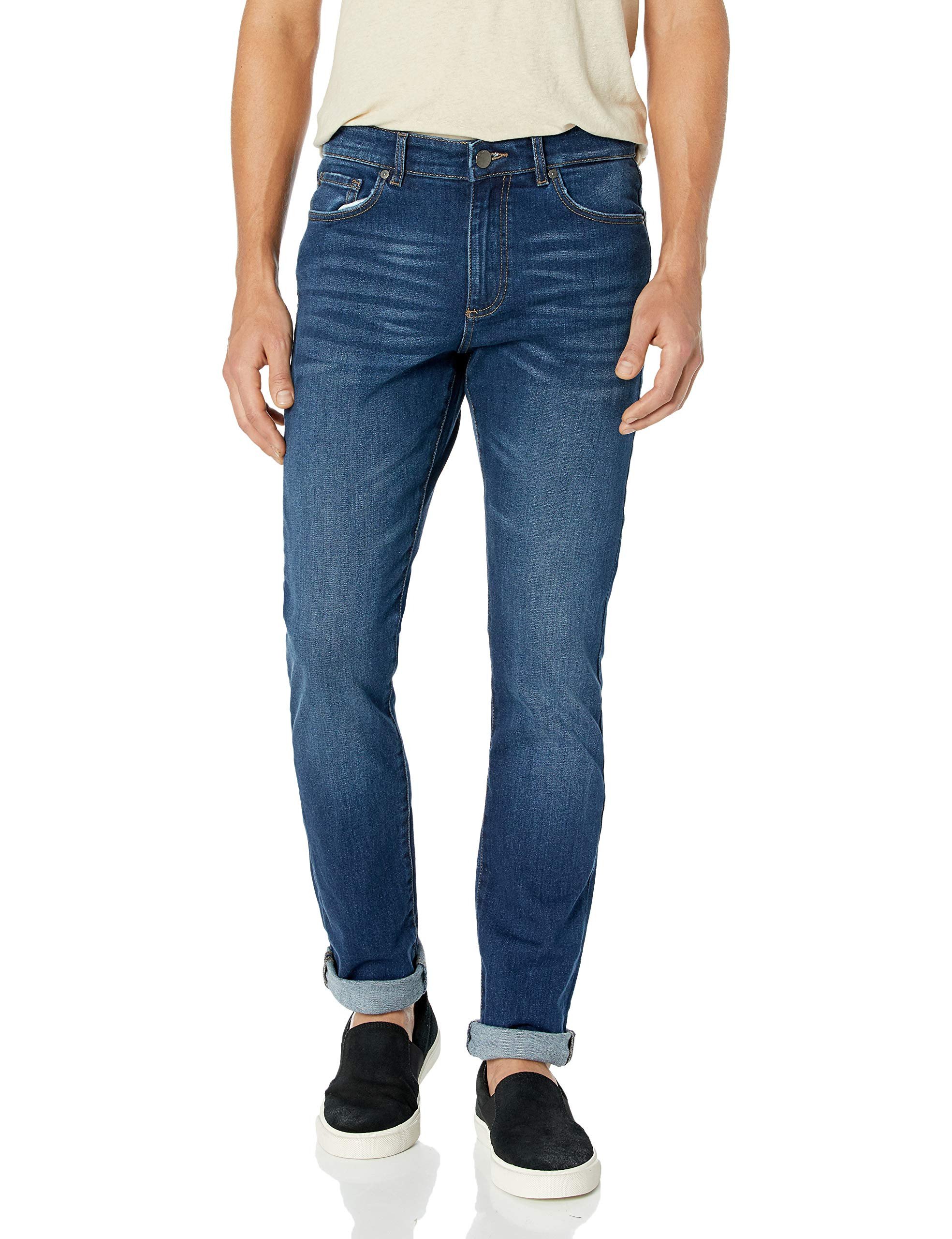 DL1961 Men's Russell-Slim Straight Leg Fit Jean