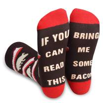 Funny Socks for Men Women If You Can Read This Novelty Dress Crazy Socks Gifts