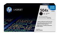 HP 504X | CE250X | Toner Cartridge | Black | High Yield