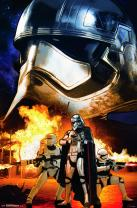 """Trends International Star Wars: the Force Awakens-Troopers Premium Wall Poster, 22.375"""" x 34"""""""