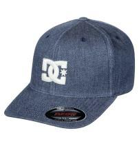DC Men's Cap Star 2 Flexfit Xe Stretch Fit Hat