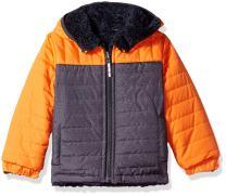 LONDON FOG Boys' Favorite Reversible Jacket