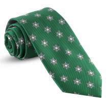 Christmas Ties For Men: Mens Woven Festive Necktie Holiday Neckties Tie