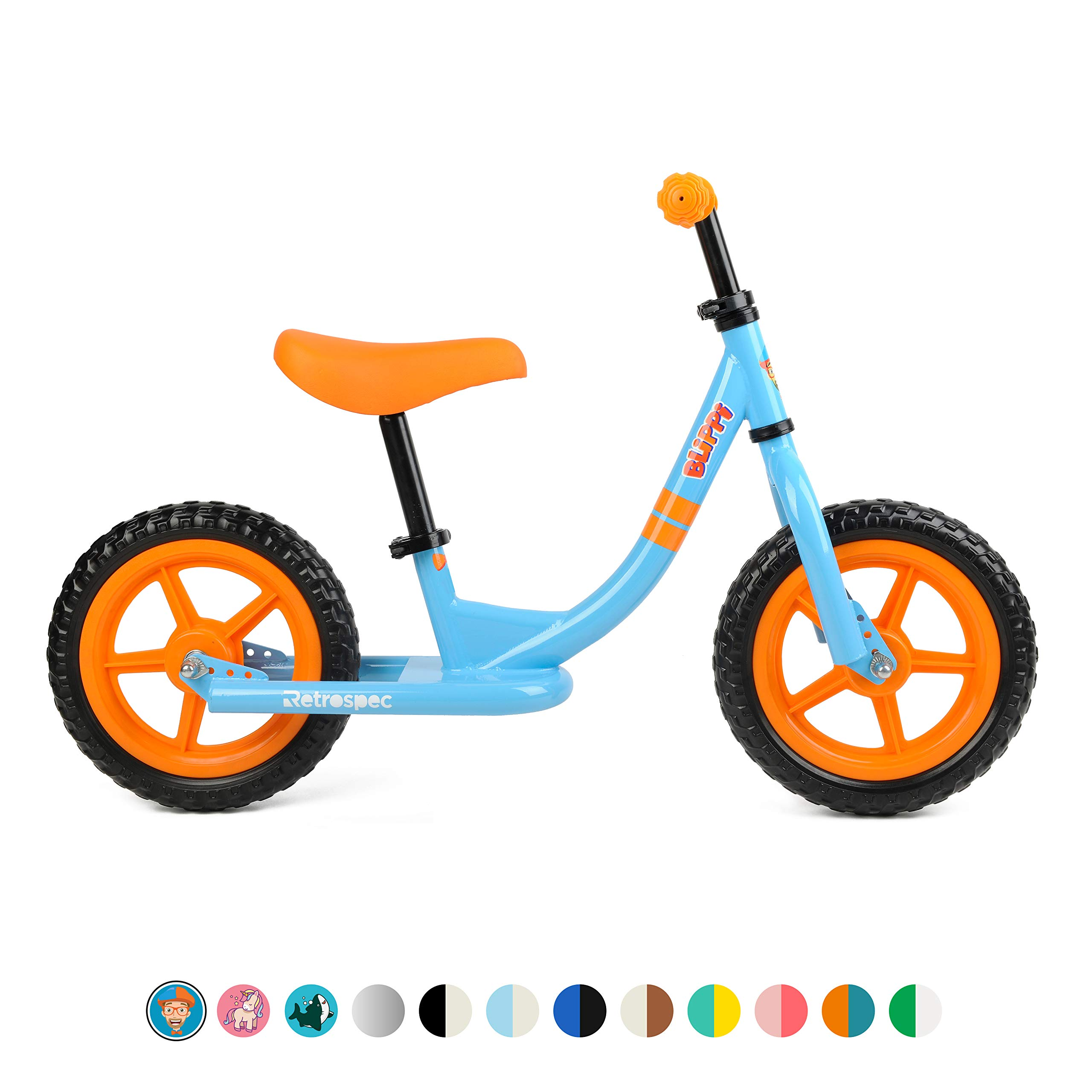 Retrospec Cub Kids Balance Bike No Pedal Bicycle