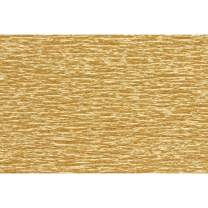Lia Griffith Metallic Crepe Paper Roll, 10.7-Square Feet, Gold (LG11002)