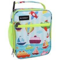 Slynnar Lunch bag Freezable Lunch Box, Traffic Transportation