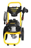 STANLEY SXPW3124 3100 PSI @ 2.4 GPM Gas Pressure Washer Powered by STANLEY (50-State)
