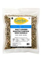 Salt Lovers Pumpkin Seed Kernels, 2 LBS by Gerbs – Top 14 Food Allergy Free & NON GMO - Vegan & Kosher - Dry Roasted Premium Quality Seeds Grown in Mexico