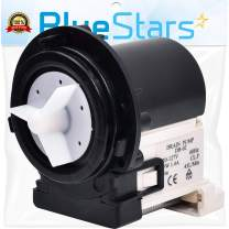 Ultra Durable 4681EA2001T Washer Drain Pump Replacement Part by Blue Stars - Exact Fit for LG Kenmore Washers - Replaces 2003273 4681EA1007D 4681EA1007G