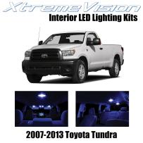 XtremeVision Interior LED for Toyota Tundra 2007-2013 (14 Pieces) Blue Interior LED Kit + Installation Tool