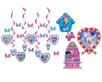 American Greetings Minnie Mouse Party Supplies, Room Decorating Kit, 6-Count