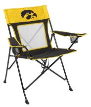 Rawlings NCAA Game Changer Large Folding Tailgating and Camping Chair, with Carrying Case (All Team Options)