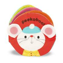 Melissa & Doug Soft Activity Baby Book - Peekaboo