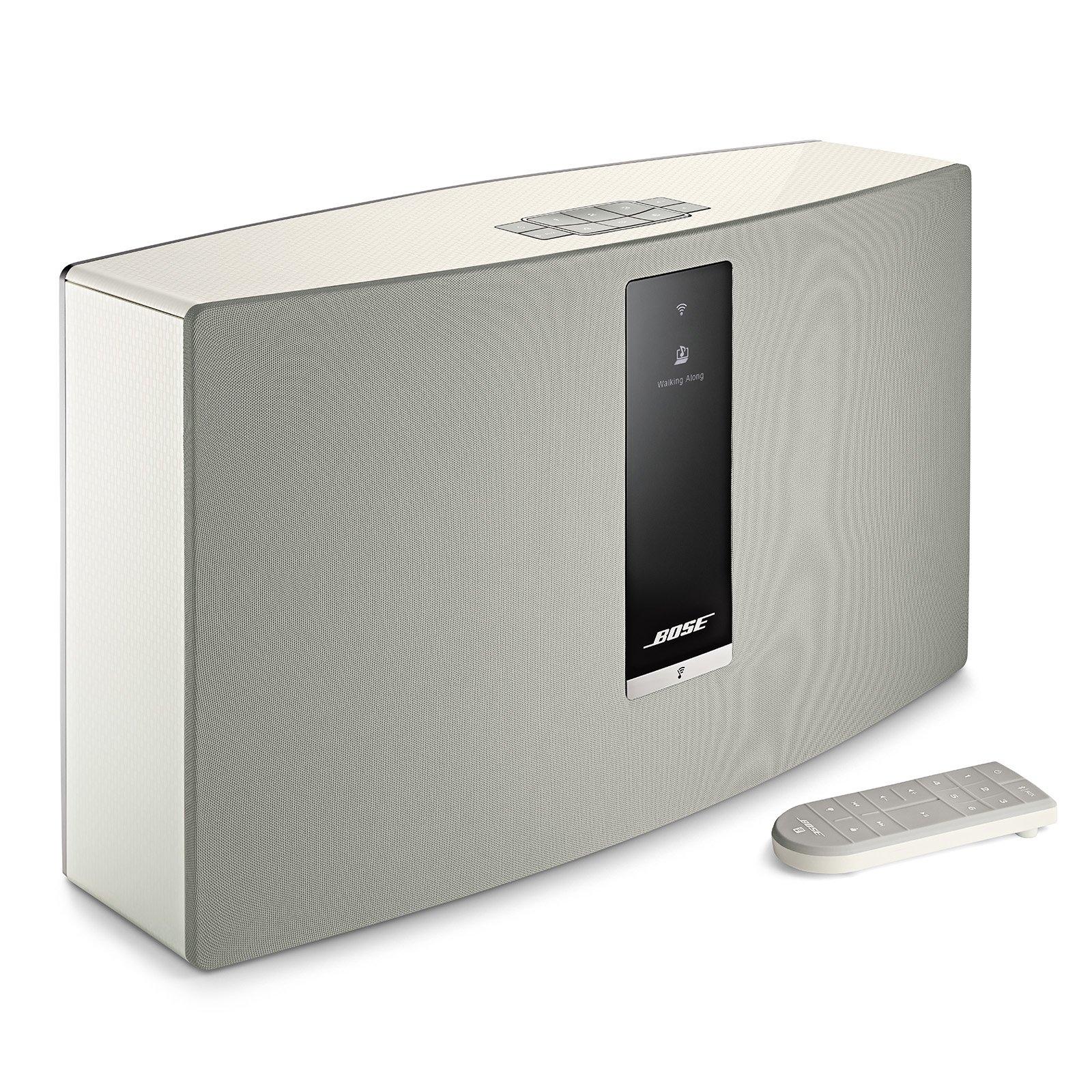 Bose SoundTouch 30 wireless speaker, works with Alexa - White