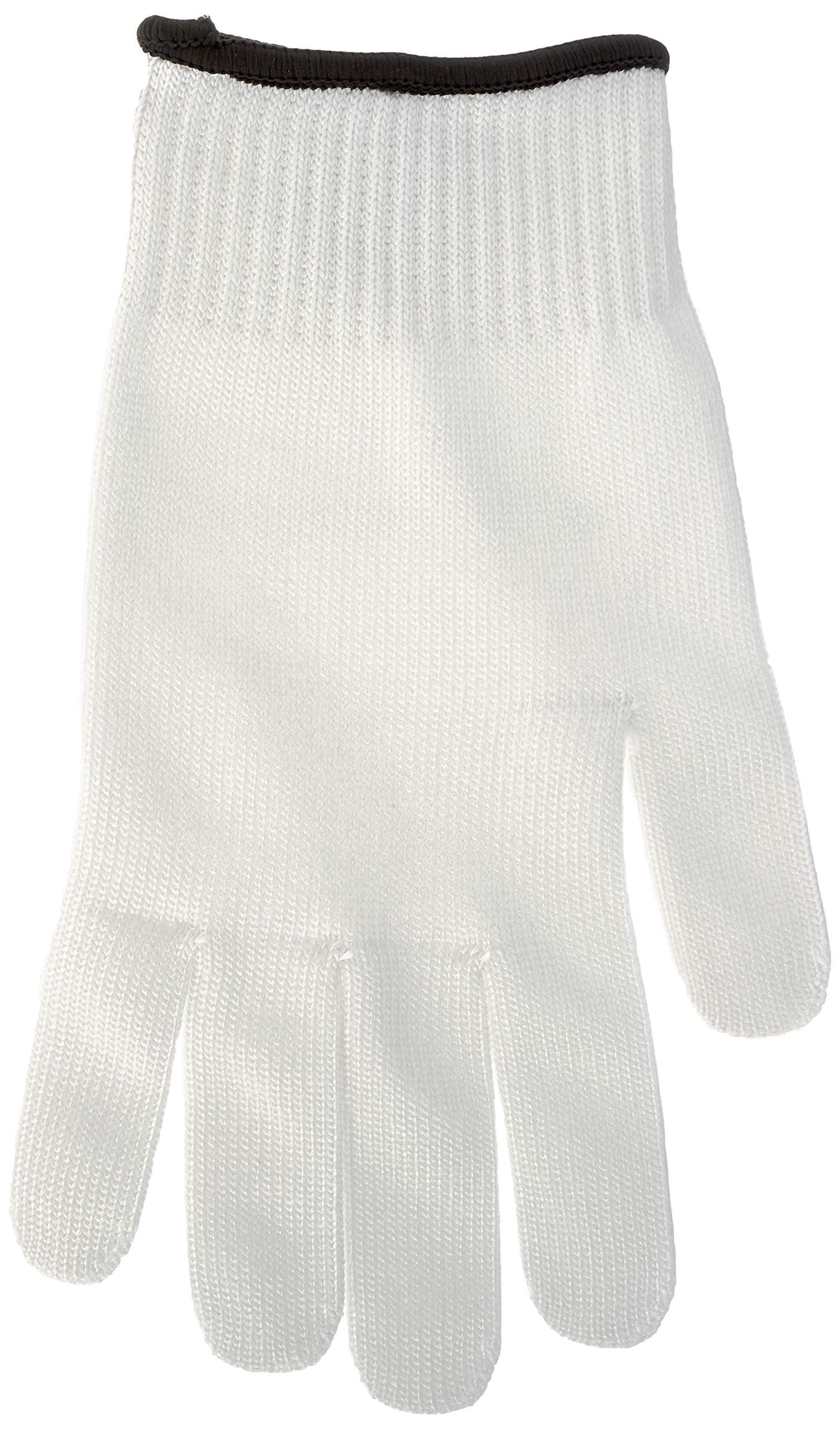 Mercer Culinary Millennia Level A5 Cut Glove, X-Large, White