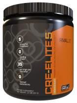 Rivalus Cre-elite5 35 Serving Pre Workout Powder, Orange, 0.9 Pound