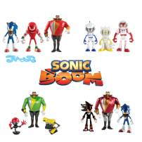 Sonic Boom 3 Figure Diorama, Sonic, Knuckles, and Metal Sonic