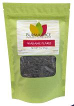 Wakame Flakes | Edible Seaweed | Perfect for Asian dishes 3 oz.