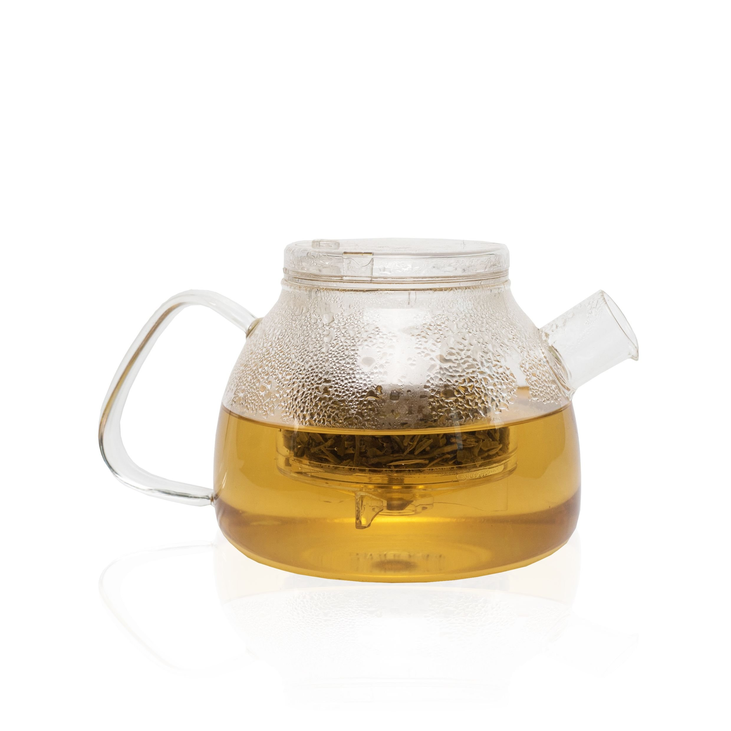 TEASPEC Lazy Pour, Glass Teapot with removable infuser, 900ml