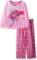 DreamWorks Trolls Girls 2-Piece Pajama Set
