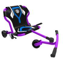 EzyRoller New Pro-X Ride On Toy for Kids and Adults - Purple