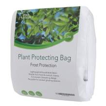 "PHI VILLA Plant Protector Bag Frost Protection Cover Plant Cover, 1.2 oz, 70"" x 60"""