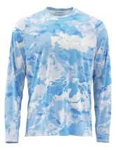 Simms Solarflex Fishing Shirt, UPF 50+ Sun Protection